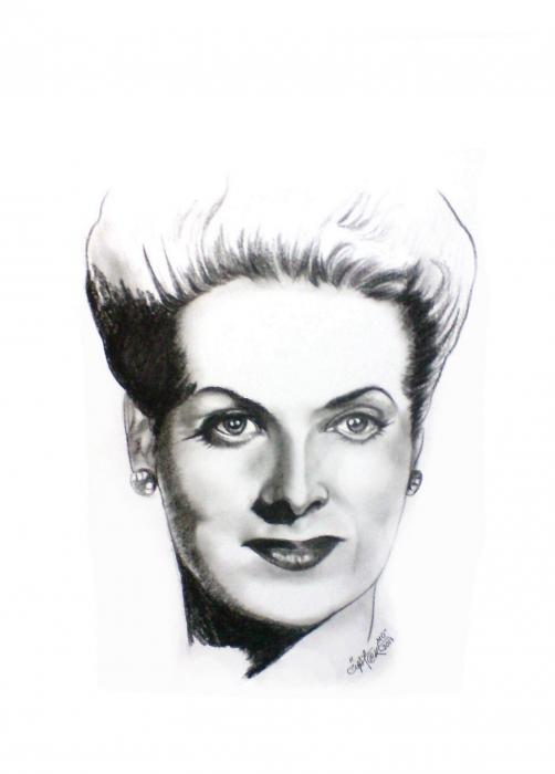 Maureen O'Hara by cipta